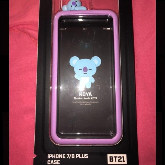 COPY - BT21 Koya phone case
